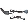 Kombi-Strom-Datenkabel f�r PDA / Pocket-PC und Garmin-GPS (Rundstecker)